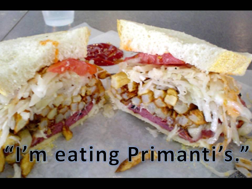 Primanti's Brothers Sandwiches