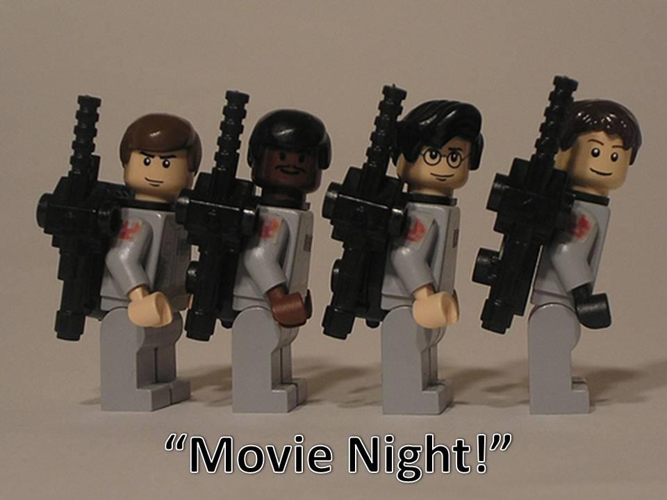 Ghostbusters Movie Night