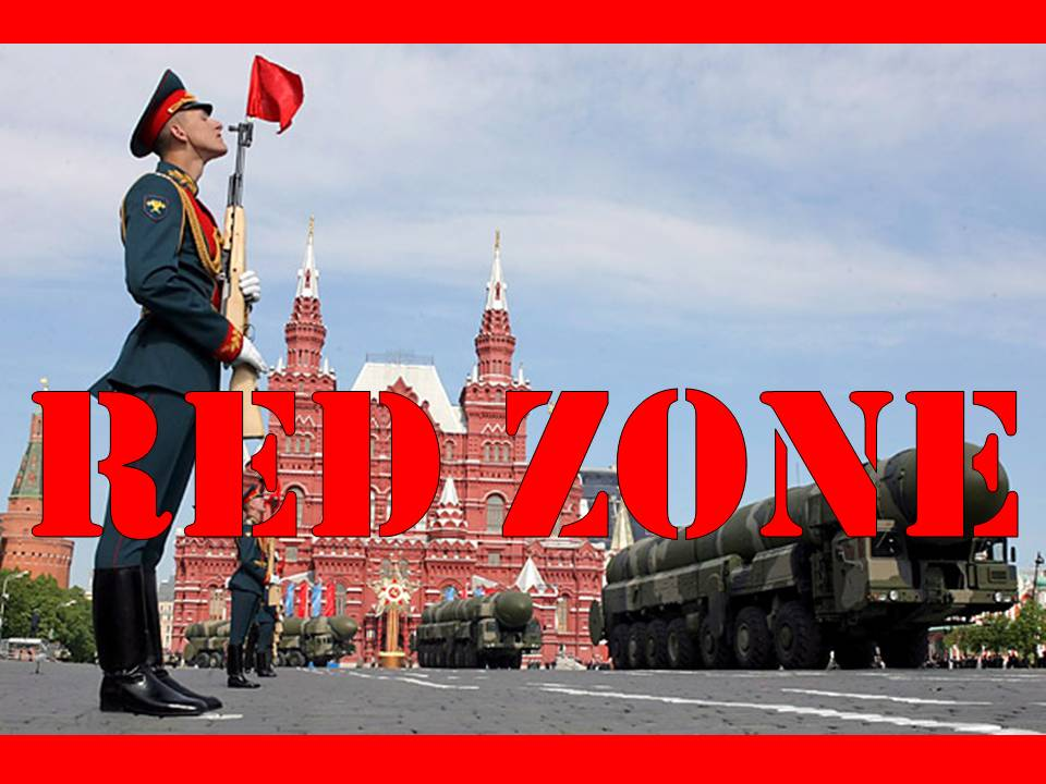 Russia Red Zone
