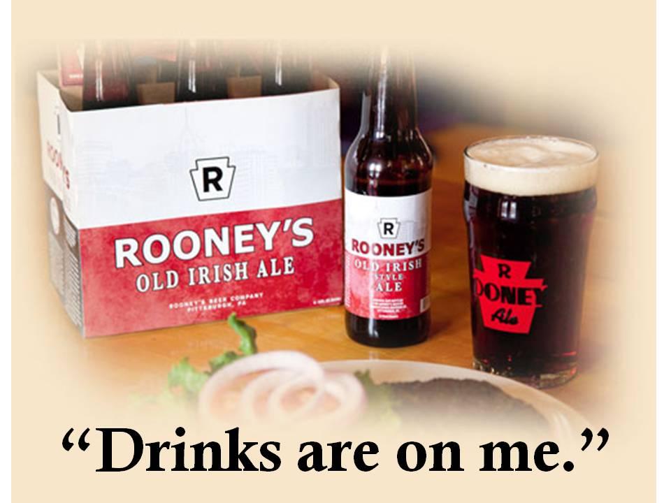 Rooney's Old Irish Ale