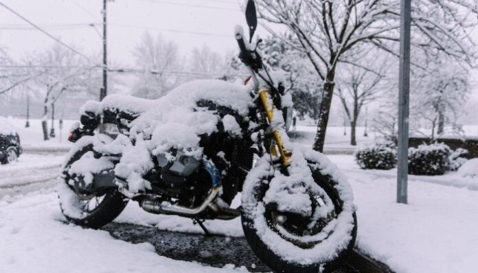 Ways Winter Can Damage Your Motorbikes