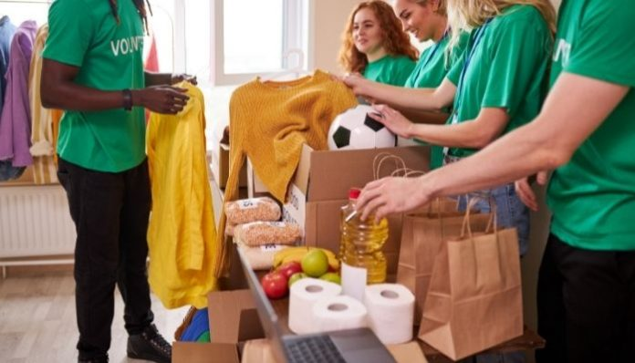 Highest Demand Items at Homeless Shelters