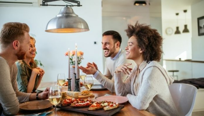 How To Throw Great Dinner Parties at Home